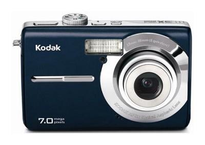 EasyShare M753 7.0 MP Digital Camera (Blue)