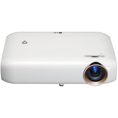 PW1500 Minibeam LED Projector, Screen Share, Bluetooth Sound Out