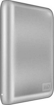 My Passport Essential 640GB Ultra-Portable USB Drive w/ Auto Backup (Silver)