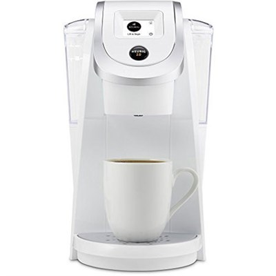 2.0 K250 Coffee Maker Brewing System - White - OPEN BOX