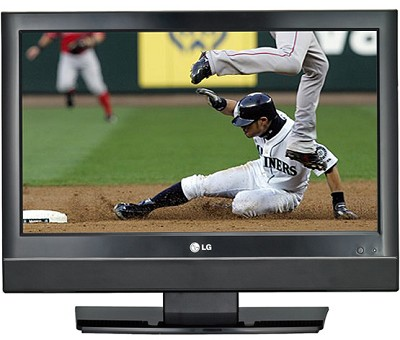 23LS7D - 23` High-definition LCD TV - New TV in a Dented box