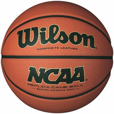 NCAA Replica Game Ball Basketball
