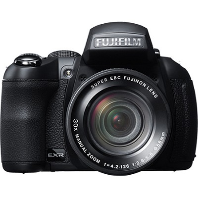 FinePix HS30EXR 16MP BSI EXR CMOS Digital Camera