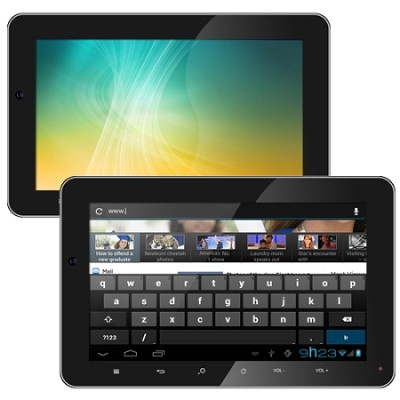 INTELECT 7-inch 8GB Android 4.0 Tablet with WiFi - OPEN BOX