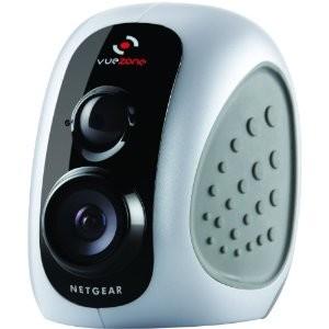 VZCM2050-100NAS VueZone Add-On Motion Detection Camera (Black/Gray)