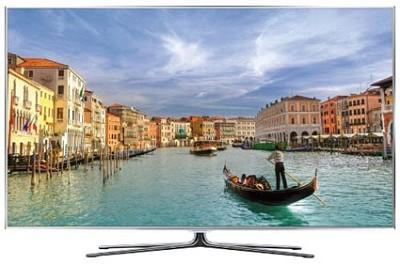 UN55D8000 55 ` 1080P 240hz 3D LED HDTV Micro Dimming Plus Technology - OPEN BOX