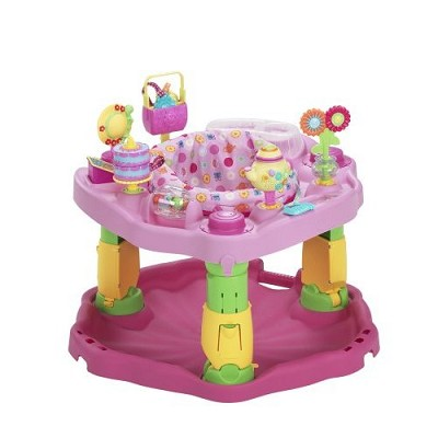 ExerSaucer 1-2-3 Tea for Me - Tea Party (6161834)
