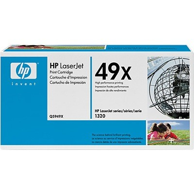 LaserJet 49X Smart print cartridge - maximum capacity (black)