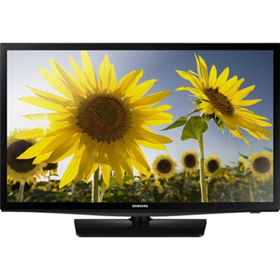 UN24H4500 - 24-inch HD 720p Smart LED TV Clear Motion Rate 120