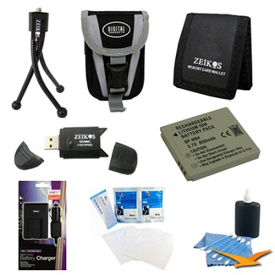 Ultimate Photographer's Kit for the Canon Powershot 300HS & 100HS