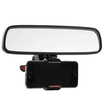 Car Mirror Mount Bracket For Smartphones- (3001005) Universal Phone Mount