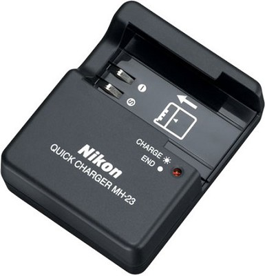 MH-23 Quick Charger for EN-EL9 EN-EL9a Nikon D40/D5000 D3000