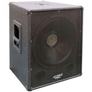 PASW15 Stage Speakers