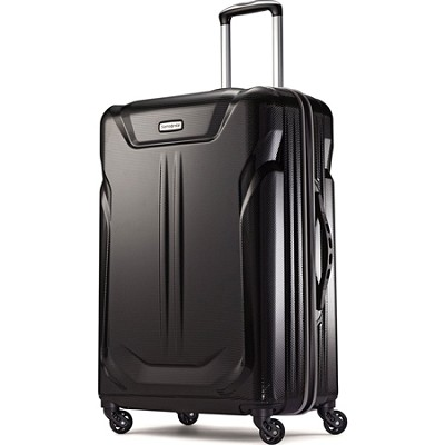 Liftwo Hardside 25` Spinner Luggage - Black