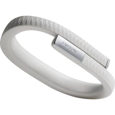UP Wristband - Medium - Retail Packaging - Light Grey - OPEN BOX