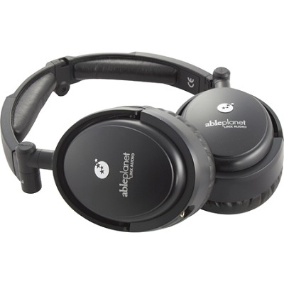 Foldable Active Noise Canceling Headphones