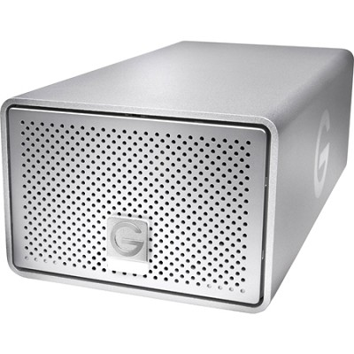 G-RAID with Removable Drive 4TB (Gen7)