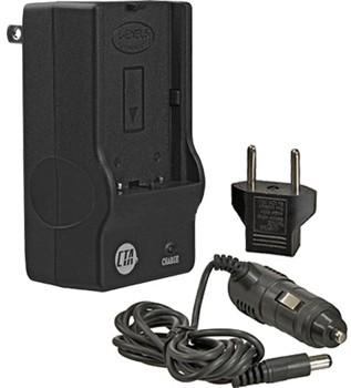 AC/DC Rapid mini battery charger for Panasonic CGA-DU07/DU14/DU21 Batteries