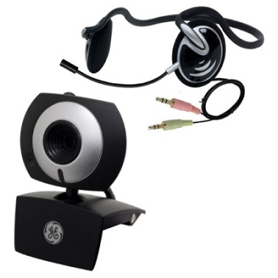 1.3 MP MiniCam Pro with PC Stereo Headset - 98003