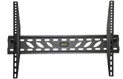 Flat Adjustable Wall Bracket w/ tilt & level TVs 32-60 inches