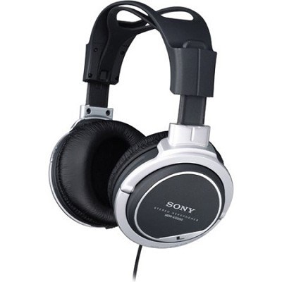 MDR-XD200 40mm Over-The-Ear Music/Movie Headphones