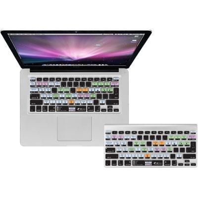 OS X Shortcuts Keyboard Cover for MacBook - OSX-M-CC-2