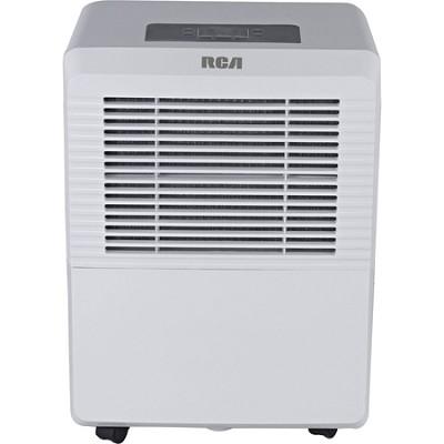 RDH505 2-Speed Dehumidifier, 50-Pint