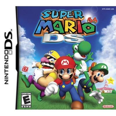 DS Super Mario 64