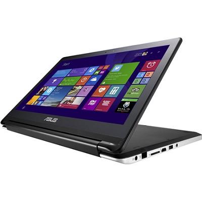 Flip TP500LA-DH51T 15.6 Inch Intel Core i5-4210U Touchscreen Laptop (Black)