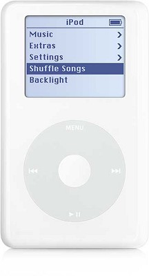 20GB iPod MP3 Player 4th Generation