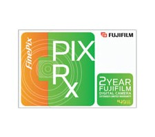 2 Year Limited Extended Warranty for all Finepix Digital Cameras