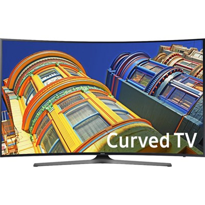 UN55KU6500 - Curved 55-Inch 4K Ultra HD LED Smart TV - KU6500 6-Series