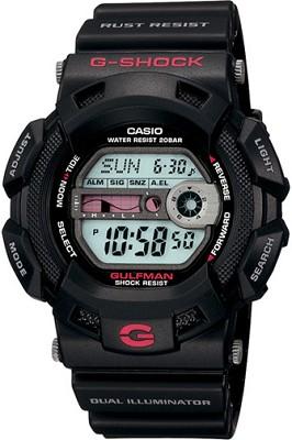 G9100-1V - Men's G-Shock Gulfman Tide and Moon Watch