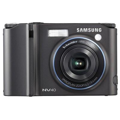 NV40 10MP 2.5` LCD Digital Camera (Black)