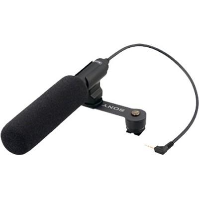 ECMCG1 - Gun Microphone for MIC in Jack (Black)
