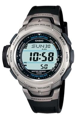 PAW500-1V -  Pathfinder Multi-Band 5 Twin Sensor Watch