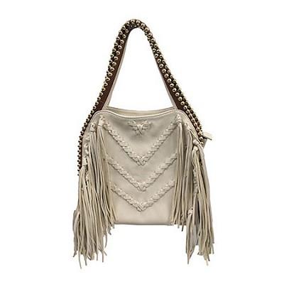 Graya Handbag - Bone