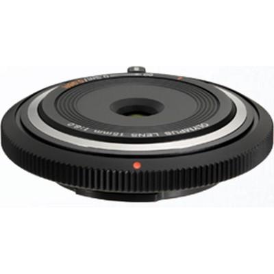 15mm f8.0 Body Cap Lens