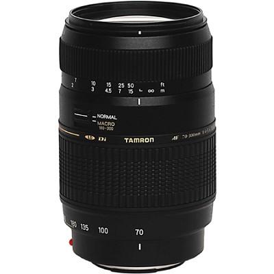Zoom Telephoto AF 70-300mm f/4-5.6 Di LD Macro Lens for Sony Alpha & Minolta