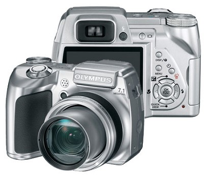 SP-510UZ Digital Camera