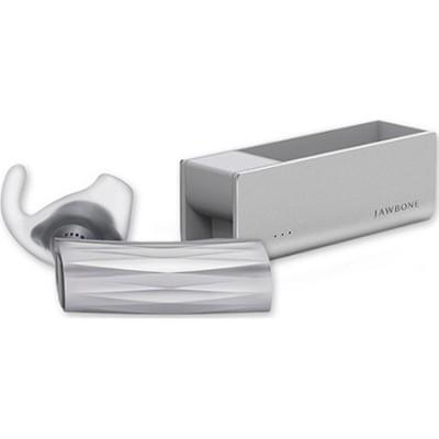 New ERA Silver Cross Bluetooth Headset w/Charge Case - JC03-01-US