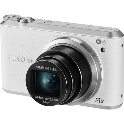WB350 16.3MP 21x Opt Zoom Smart Camera - White