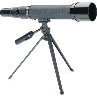 Sportview 15-45x50 Spotting Scope with Tripod and Case