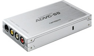 Canopus ADVC-55 Video Converter