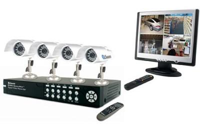 DVR4-Securanet MAXI PRO KIT (SW244-4MD)