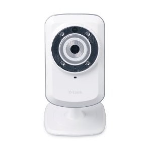 Systems DCS-932L mydlink-Enabled Wireless N Day/Night Home Network Camera