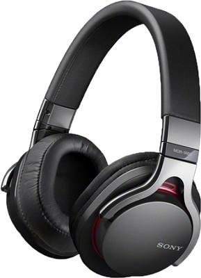 MDR-1RBT Premium Bluetooth Over The Head Headphone, Black - OPEN BOX