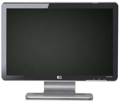 W1707 17-inch widescreen flat panel computer monitor with BrightView Panel