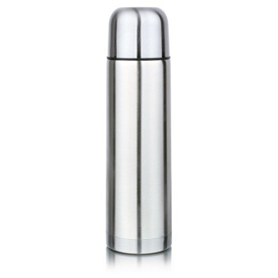 12 Ounce Stainless Steel Bullet Vacuum Flask in Gift Box