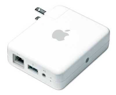 AirPort Express Base Station with 802.11n and AirTunes - OPEN BOX